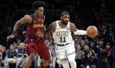 NBA: بوسطن يعمق من جراح كليفلاند ودنفر يعزز وصفاته غربياً