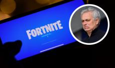 مورينيو يصف لعبة الـ Fortnite بالكابوس