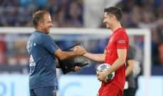 مدرب بايرن ميونيخ ونجمه الأفضل في المانيا