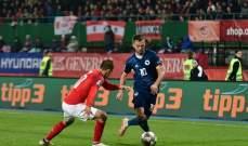 بيانيتش يتعرض للإصابة مع منتخب بلاده