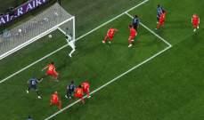 خاص: تعرف على أفضل وأسوأ اللاعبين وأفضل مدرب في مواجهة بلجيكا وفرنسا