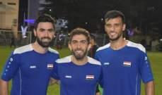 السومة وخربين والخطيب يدعمون قائمة منتخب سوريا بكأس آسيا