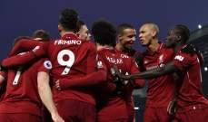 صلاح يقود ليفربول لفوز مثير امام كريستال وانتصارات اليونايتد مستمرة
