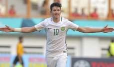ثنائي الدوري السعودي يتنافس على جائزة أفضل واعد في آسيا