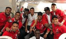 نجم البيرو سعيد بانجاز بلاده في كوبا اميركا