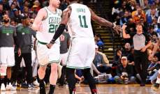 NBA: خسارة قاسية لغولدن ستايت امام بوسطن سيلتيكس