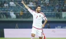 مبخوت : الاعتماد على الشباب في المنتخب الاماراتي مهم للمستقبل