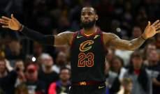 NBA PLAYOFFS : كليفلاند الى نصف النهائي وهيوستن يفوز في افتتاح سلسلة نصف النهائي