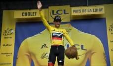 فان افرمايت يتصدر الترتيب بفوزه في المرحلة الثالثة من طواف فرنسا