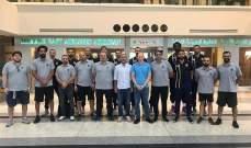 الرياضي إلى تايلاند للمشاركة في بطولة آسيا بغياب إسماعيل أحمد
