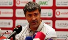 مدرب البحرين : سنسعى لاحراز النقاط الثلاث امام المنتخب السعودي