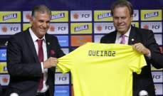 كارلوس كيروش مدربا لمنتخب كولومبيا