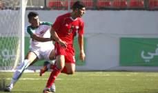"""العراق يهزم فلسطين في مباراة """"تاريخيّة"""""""