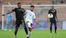 الدوري السعودي: الأهلي يكتسح ضمك بخماسية