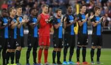 الدوري البلجيكي يعاود نشاطه الشهر المقبل