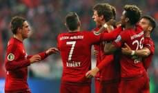 بايرن ميونيخ في نهائي برلين، بي أس جي يهزم لوريان، هوبس- هومنتمن 2-0