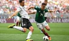 المكسيك تكرّر ما فعلته ضد ألمانيا عام 1998 ولكن ...