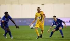 الدوري السعودي: الهلال ينجو من السقوط امام الحزم بهدف متأخر
