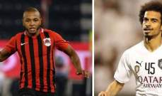 لقب هداف الدوري القطري مناصفة بين عفيف وبراهيمي
