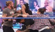 """WWE: حالة فوضى تعمّ توقيع عقد اللقب الدولي؛ايدج سيقاتل اوسو ليصبح """"منفّذ خاص"""" في فاست لاين"""