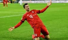 بطولة ألمانيا: ليفاندوفيسكي يبحث عن المزيد من الأهداف