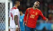 اسينسيو : أركز بشكل كبير على كأس العالم