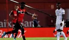 مايوركا يُهدي برشلونة صدارة الليغا بعد فوزه المدّوي على ريال مدريد