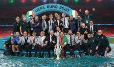 تشكيلة نجوم يورو2020