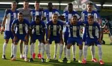 بورتو يواصل التقدم بثبات نحو لقب الدوري البرتغالي
