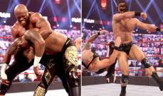 WWE: لاشلي وماكنتاير يحرزان إنتصارين مهمين في طريقهما الى راسلمانيا