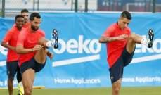 فالنسيا يريد مونتويا وتيو من برشلونة