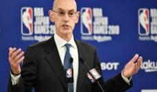 ارتفاع احتمالية الغاء الدوري الأميركي للمحترفي كرة السلة