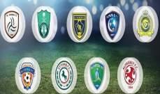 استئناف تدريبات الأندية السعودية استعدادا لعودة الدوري