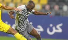 مدافع السد : سيطرنا على المباراة وكنا الاقرب للفوز على قطر