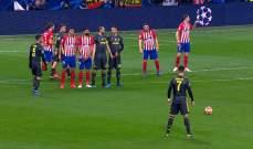"""أتلتيكو مدريد يواجه مرة جديدة """"الوحش"""" رونالدو"""