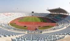 تصفيات كأس العالم: مباريات لبنان لن تقام في المدينة الرياضية