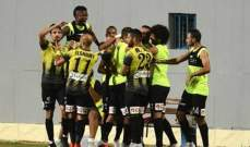 الدوري المصري: المقاولون العرب يتصدر بفوز صعب على المصري البورسعيدي