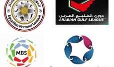 خاص : نظرة على أبرز الأحداث الكروية التي حملتها الجولة الماضية من الدوريات العربية