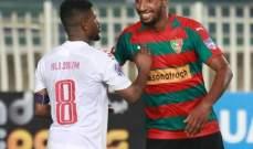 كأس محمد السادس: مولودية الجزائر الى الدور المقبل