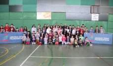 حفل رياضي بالتنس في نادي زحلة