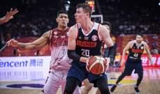 كاس العالم في كرة السلة: روسيا تهزم فنزويلا