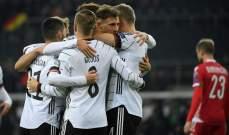 تصفيات أوروبا 2020: ألمانيا للمحافظة على صدارتها وصراع ثلاثي على البطاقة الأخيرة
