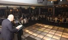 نادي غوسطا ينظم حفل عشائه السنوي ويحتفل في الصيف بيوبله الذهبي
