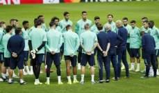 إصابة لاعب ريال مدريد السابق بفيروس كورونا بعد وفاة والده