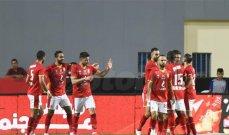 الدوري المصري: فوز مستحق للأهلي على أسوان