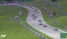الفورمولا 3: ثيو بورشير يفوز بالسباق الثاني في النمسا