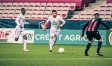 كأس فرنسا: موناكو إلى الدور المقبل بإقصائه نيس