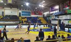 خاص: الرياضي الفريق الأكثر تسجيلا في المرحلة الحادية عشر من الدوري اللبناني لكرة السلة