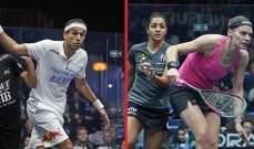 10 مصريين يتنافسون في بطولة سان فرانسيسكو للاسكواش