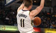 NBA : إنديانا بايسرز يفوز على ديترويت بيستونز و28 نقطة لاندريه دروموند